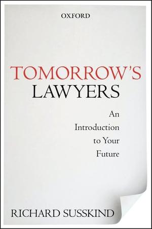 Tomorrow's lawyers