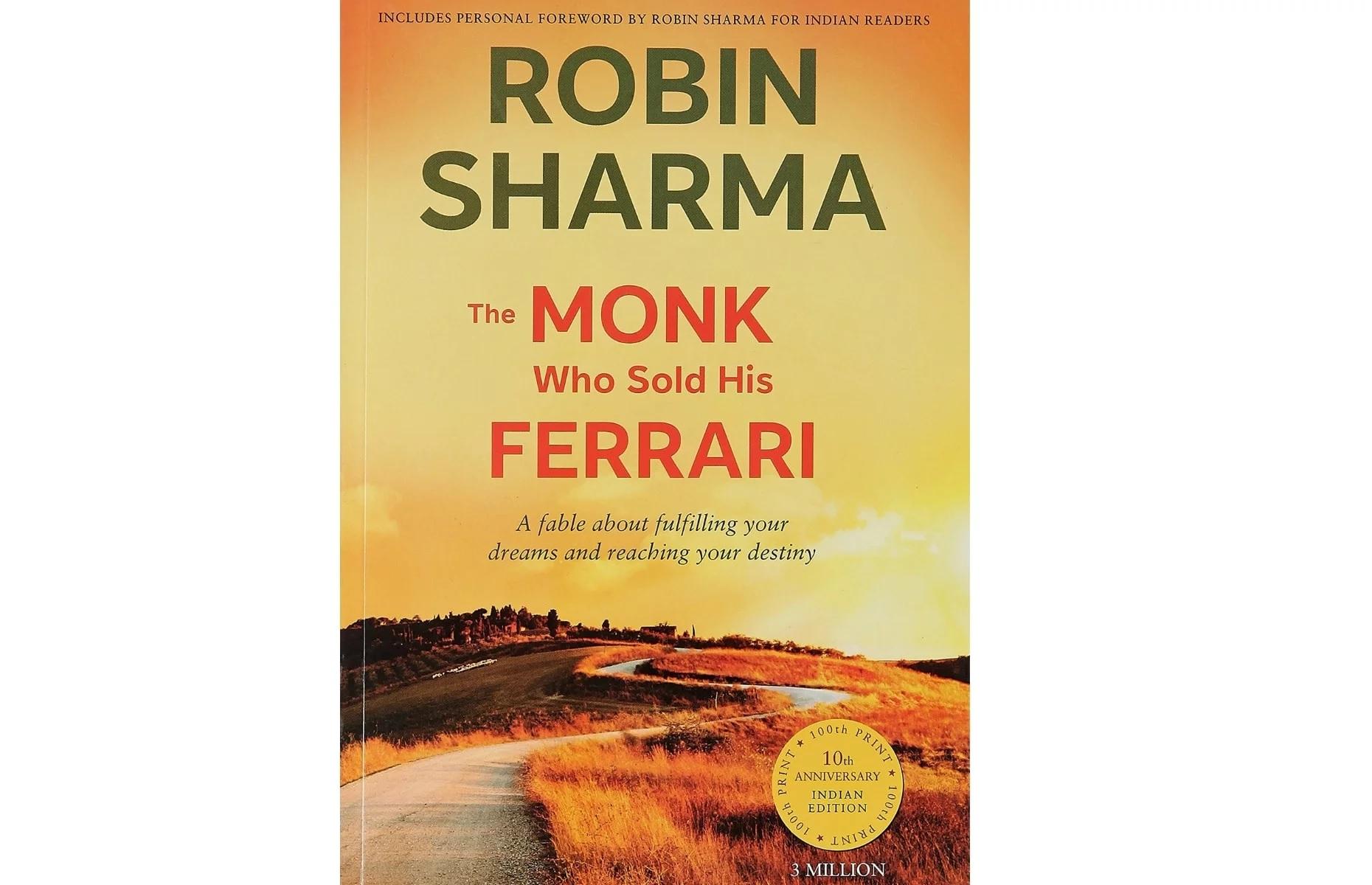 #14 The-monk-who-sold-his-farrari