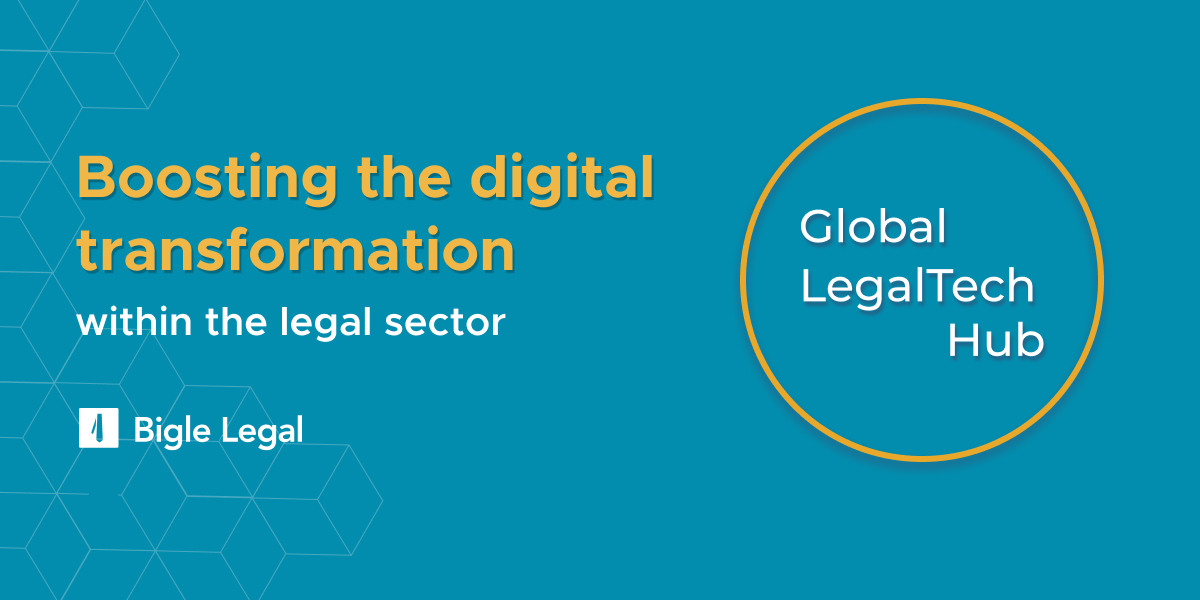 Digital transformation in legal tech