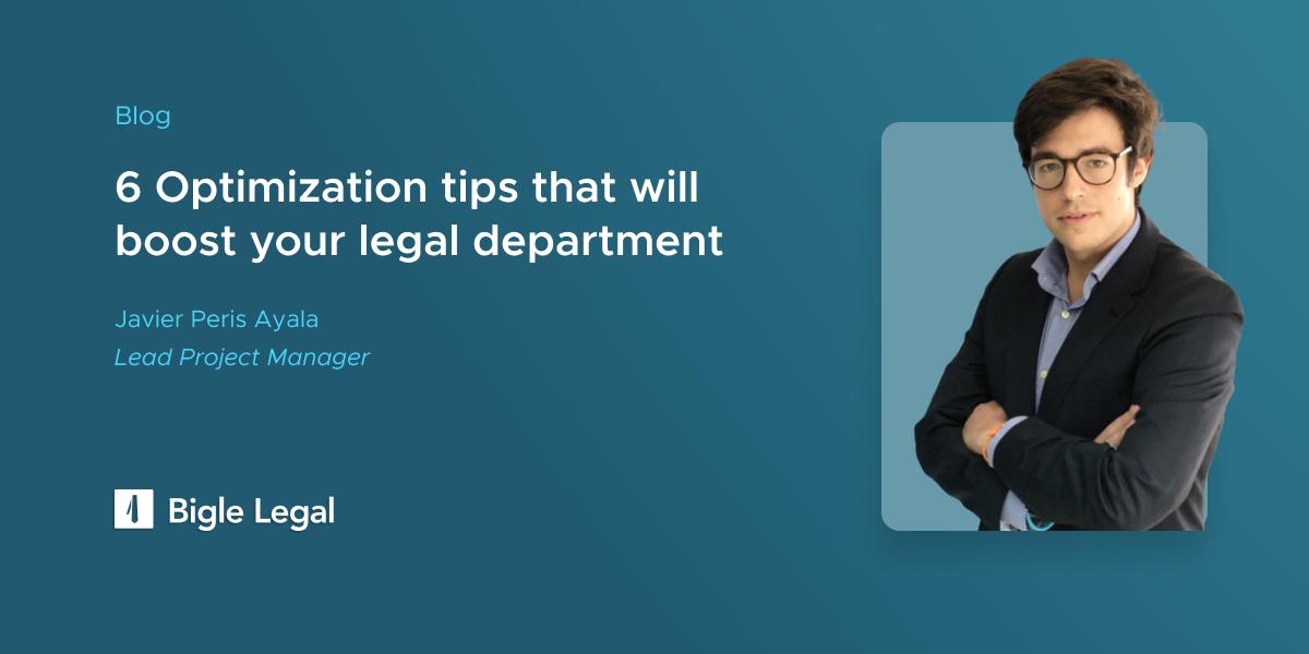 Legal Operations - Bigle Legal