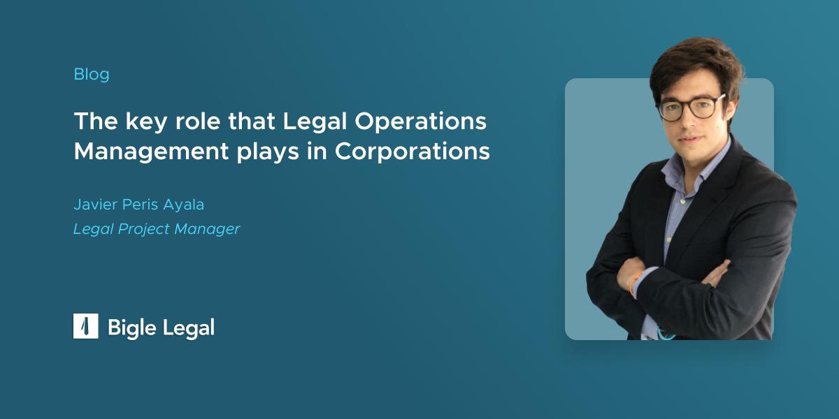 Legal Ops Management - Bigle Legal