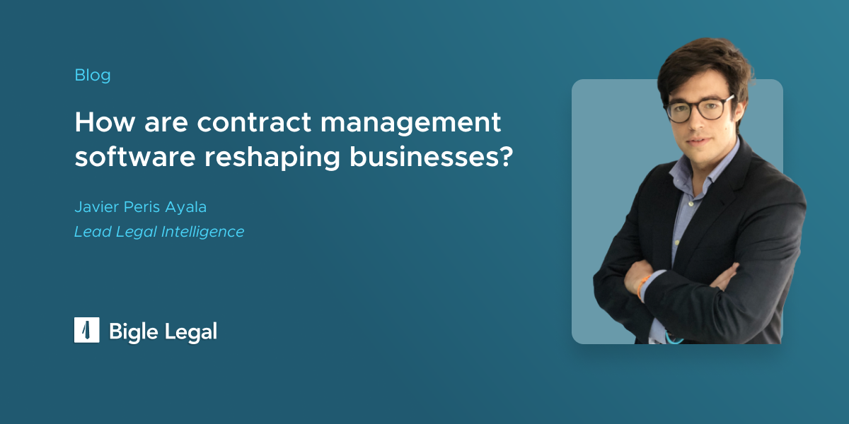 Contract management software reshaping businesses