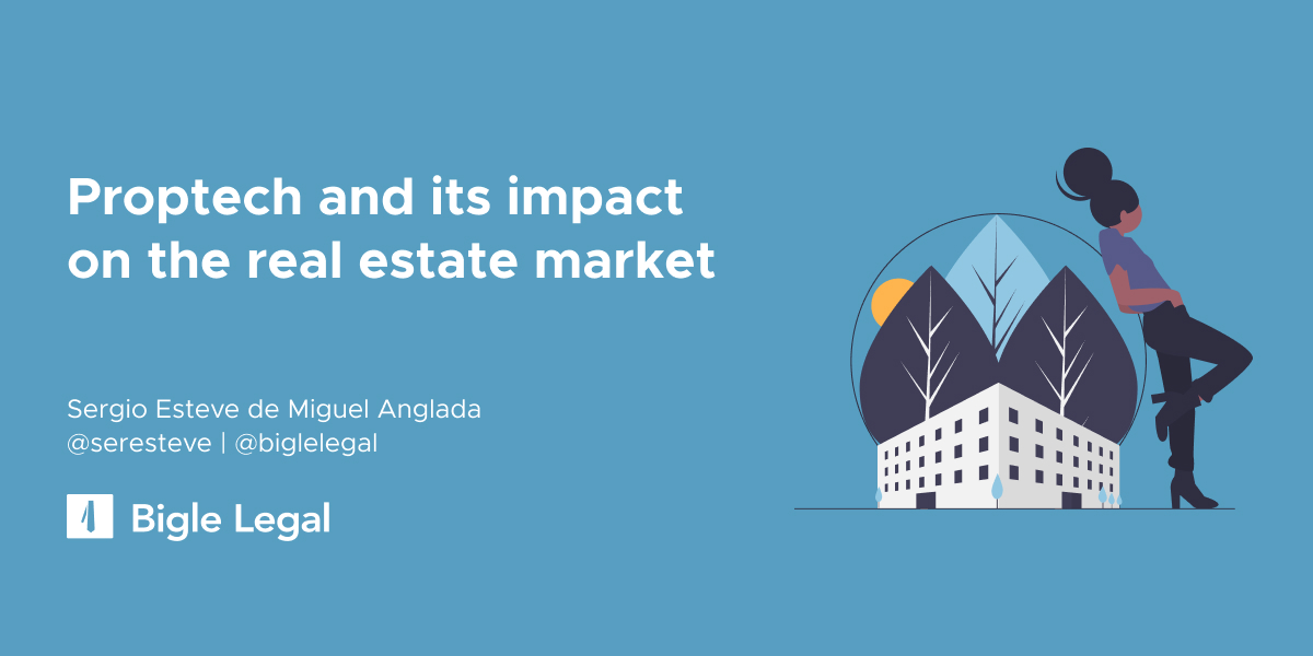 Proptech and its impact on the real estate market