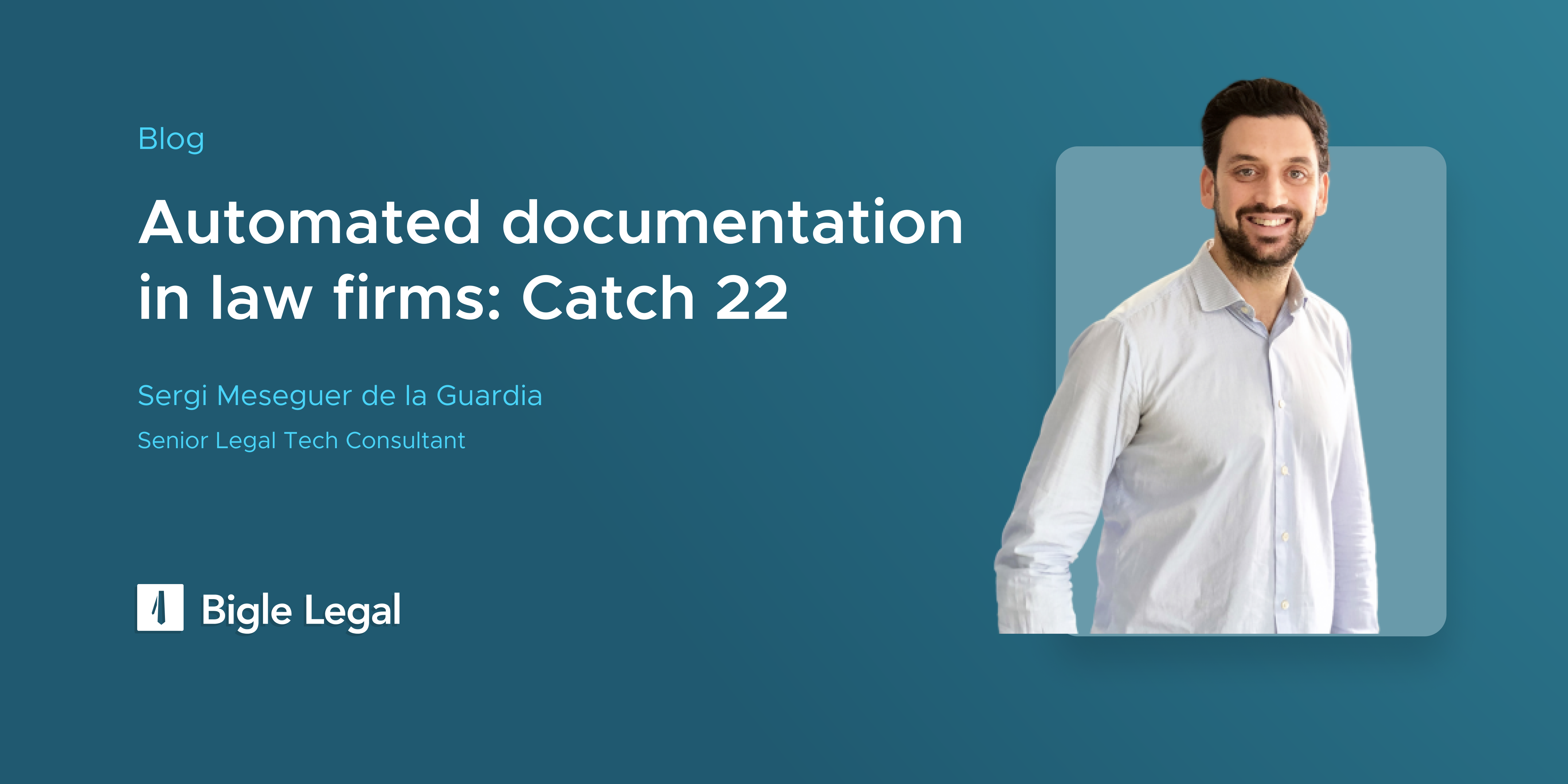 Catch 22: document automation in lawfirms